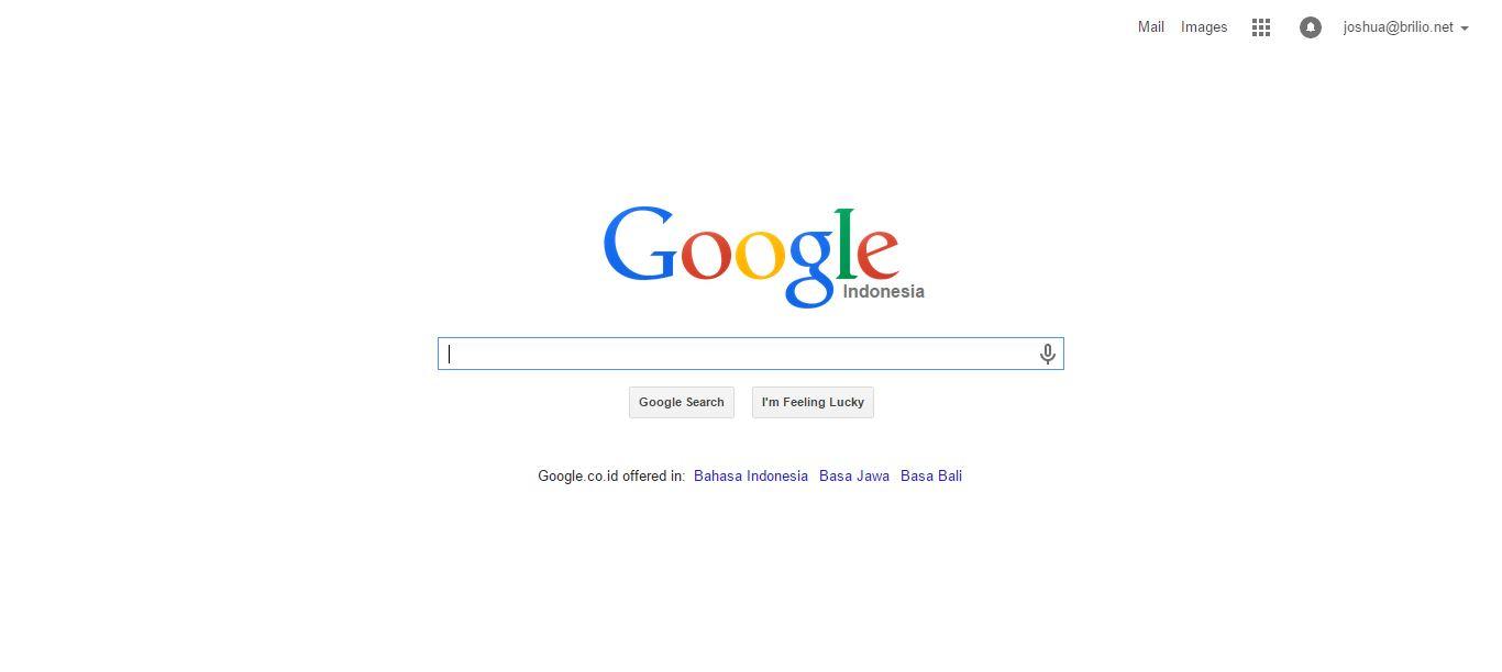 Bikin ngakak! Ini bedanya mencari pakai Google.com dan Google.co.id