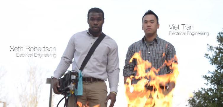 Penemuan revolusioner, api bisa dipadamkan pakai gelombang suara!