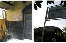 Toleransi dari Bantul: Gereja dibakar, warga muslim bantu memadamkan