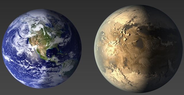 NASA: Mungkin anak cucu kita bisa tinggal di Kepler kelak