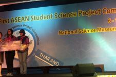 Hebat, pelajar Indonesia juara dalam kompetisi sains ASEAN