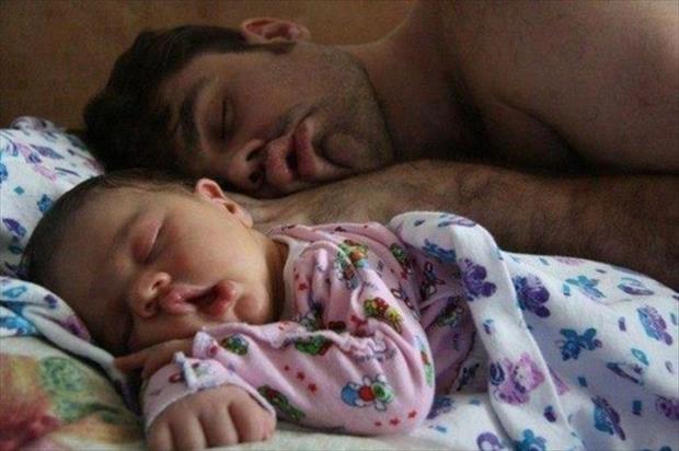20 Foto 'like father, like son' yang bikin kita kangen sama ayah!