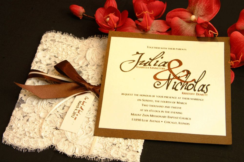 26 Desain Kreatif Undangan Pernikahan Ini Bikin Pengen Buru Buru