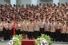 Indonesia delegasikan 462 Pramuka dalam Jambore Dunia di Jepang, joss!
