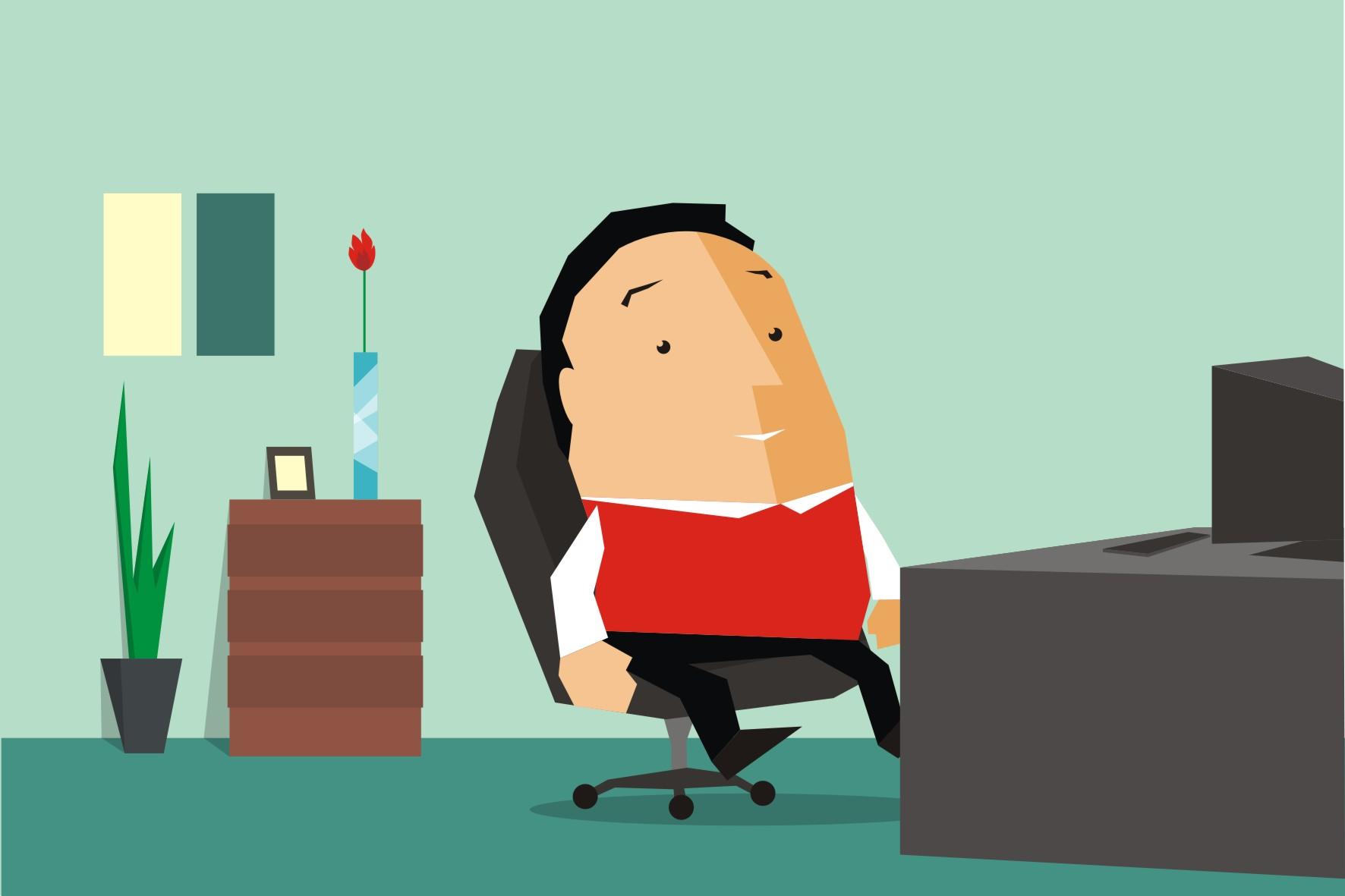 Terlalu banyak duduk bisa tingkatkan rasa khawatir, percaya nggak?