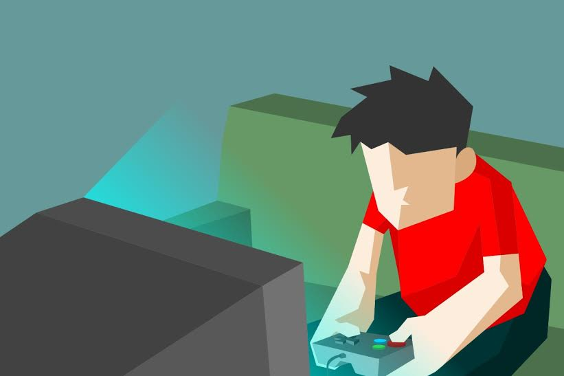 Kurangi kebiasaan makan tidak sehat dengan bermain game online