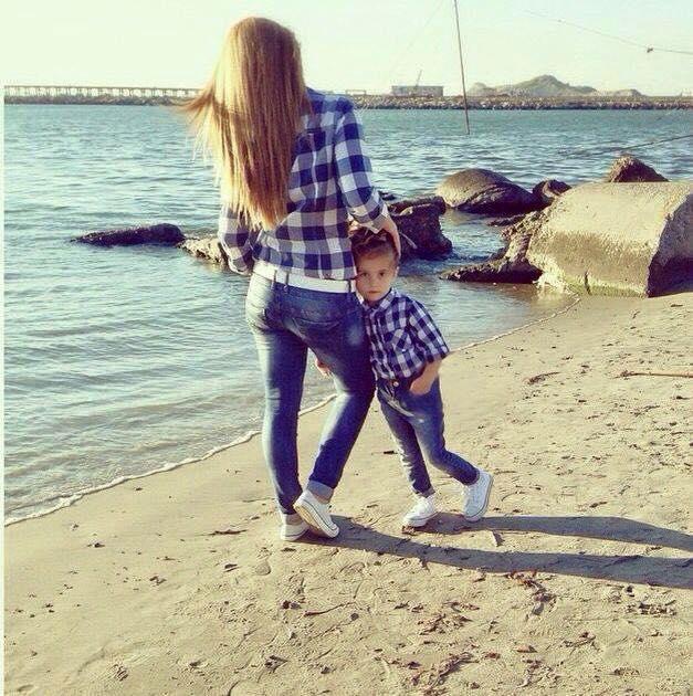 22 Potret Kekompakan Ibu Dan Anak Laki Laki Yang Bikin Iri