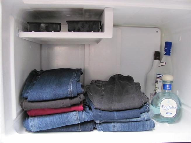 Begini cara mudah usir bau tak sedap pada jeans