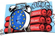 Negara-negara yang terancam bangkrut karena utang luar negeri