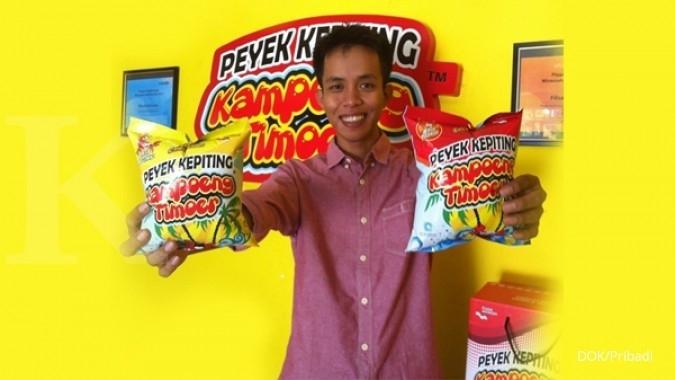 Emoh merantau ke Jakarta, Filsa sukses di Balikpapan berkat kepiting