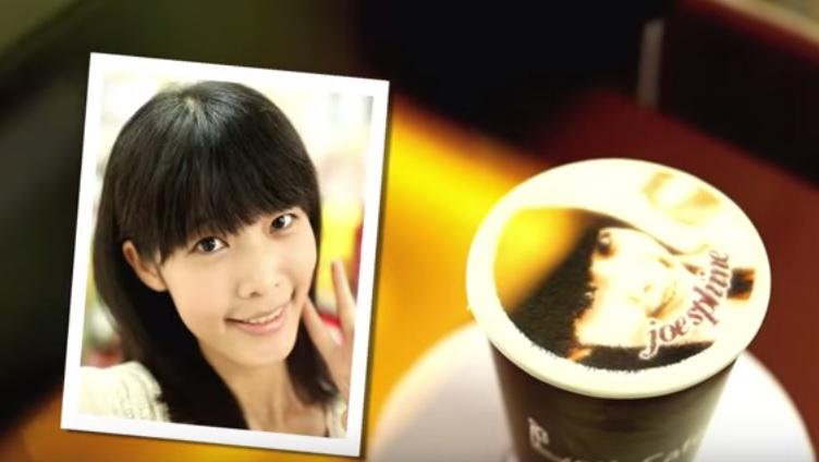 VIDEO: Pengalaman unik minum kopi, foto selfie menghiasi sajiannya