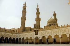 Kemegahan Masjid Al-Azhar Kairo yang berkembang jadi universitas