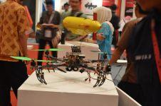 Robot terbang, teknologi karya mahasiswa untuk mencari korban bencana