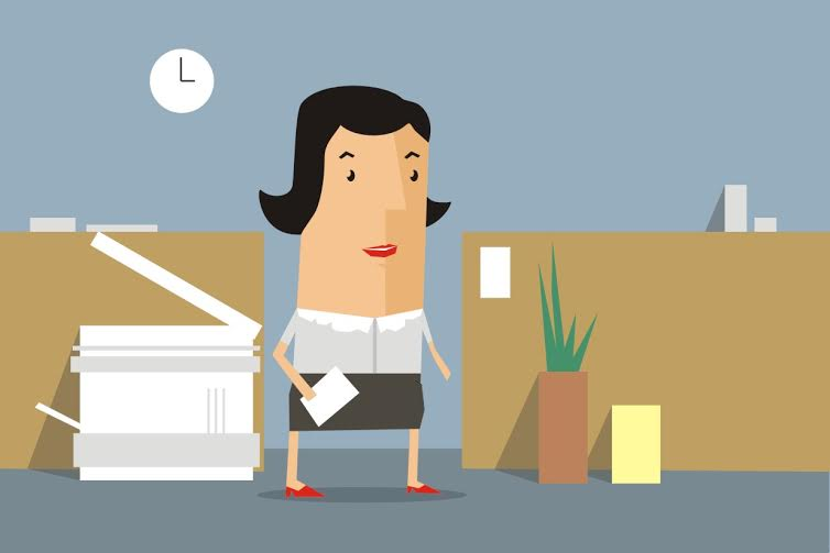 Kantor yang terlalu dingin dianggap bikin wanita tak nyaman, benarkah?