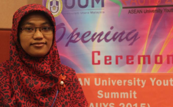 Maesyaroh, mahasiswi pelopor 'Bank Mini Islam' di kampusnya, hebat!