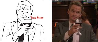 Ini asal usul pria yang ada di meme True Story