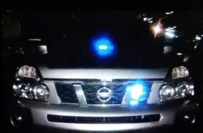 Pengguna lampu rotator & sirine di kendaraan pribadi bakal ditilang