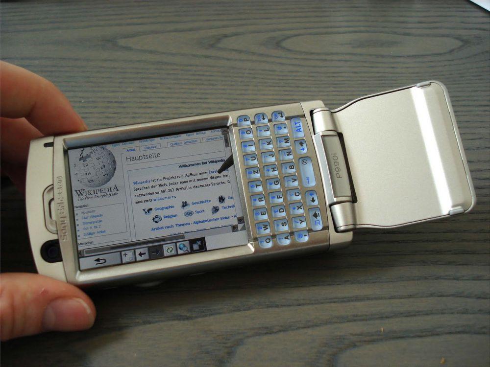 10 Handphone Jadul Dengan Desain Paling Unik