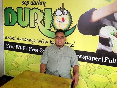 Pernah dikhianati teman di awal bisnis, Marwan 'Durio' pilih memaafkan
