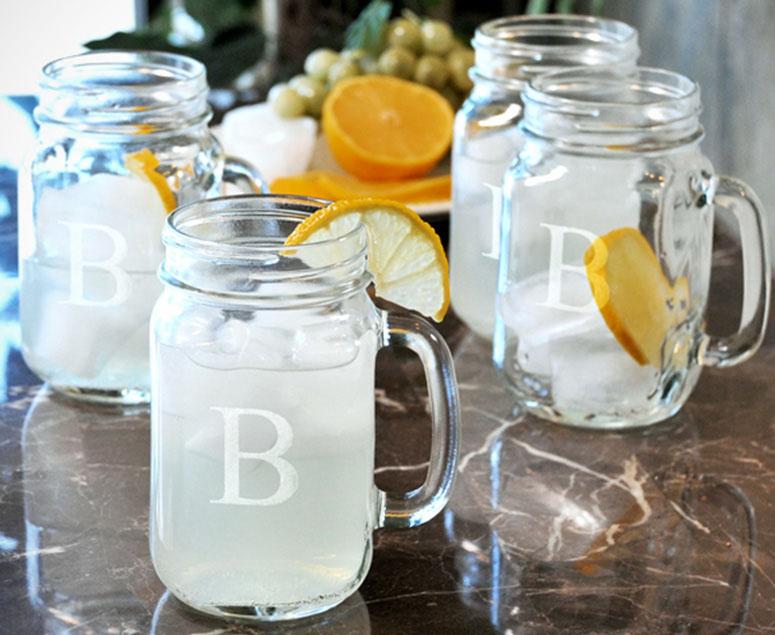 Bikin interior rumahmu kian semarak dengan modifikasi drinking jar