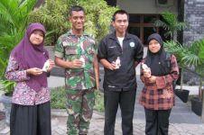 Lotion antinyamuk buatan mahasiswa UNY ini bisa lindungi TNI di Papua