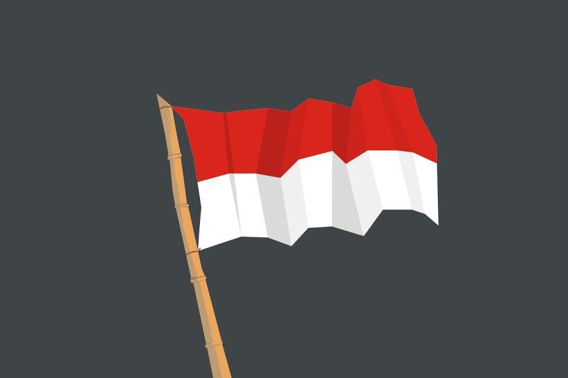 Sejarah Dibalik Warna Merah Putih Bendera Indonesia