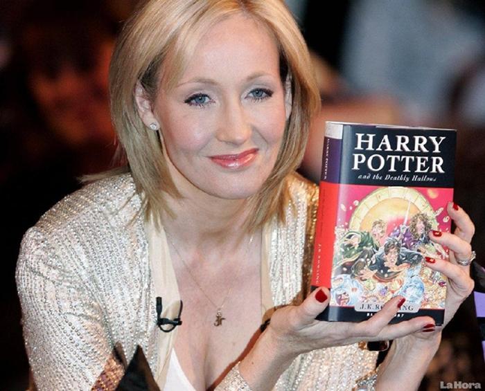 Mau jadi penulis? Baca saran dari penulis buku fenomenal Harry Potter