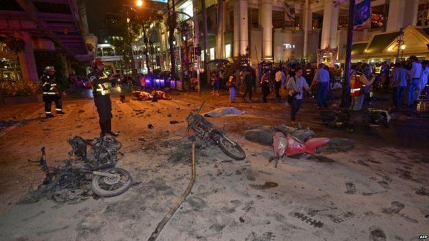 5 Ledakan bom di tempat umum terdahsyat