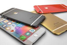 Siap-siap mupeng, Apple akan merilis iPhone 6S pada September!