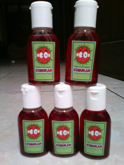 Mahasiswa Undip sulap kulit rambutan jadi sabun cuci tangan