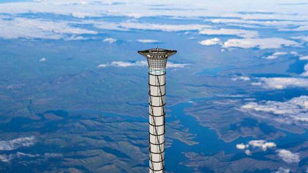 Saingi Burj Khalifa, Kanada bakal bangun menara setinggi 20921,5 meter