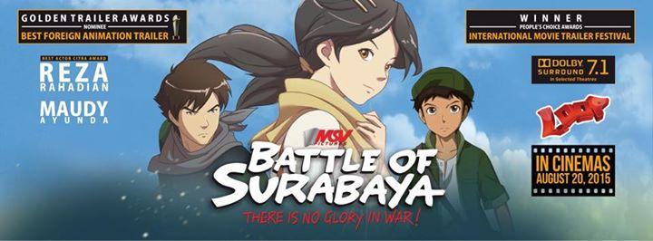 Battle of Surabaya, 3 tahun produksinya kurang dari 1 jam tiket habis!