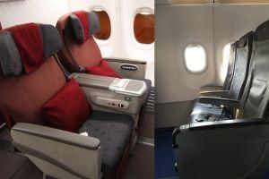 Bedanya penerbangan kelas Bisnis dan Ekonomi di Jerman dan Indonesia