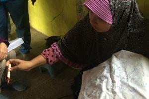Desa ini penyedia batik keluarga Keraton Jogja, bahkan juga diekspor