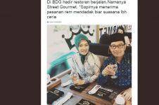 Sebentar lagi di Bandung akan ada Street Gourmet, apaan sih itu?
