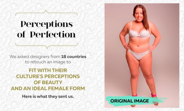 Cantik ideal itu relatif, ini 18 standar cantik 18 negara di dunia