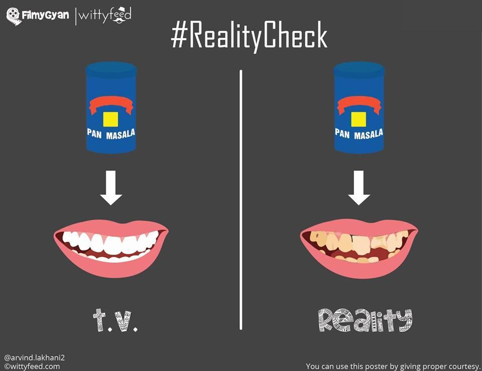 6 Ilustrasi ini buktikan bahwa realita tak seindah iklan di TV