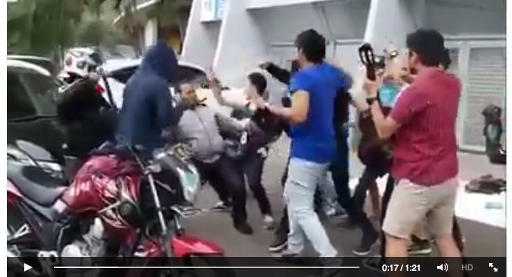 VIDEO: Parodi Ki Kusumo dikeroyok 10 orang, bikin ngakak!
