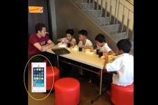 Kisah kejujuran anak SD kembalikan iPhone yang hilang
