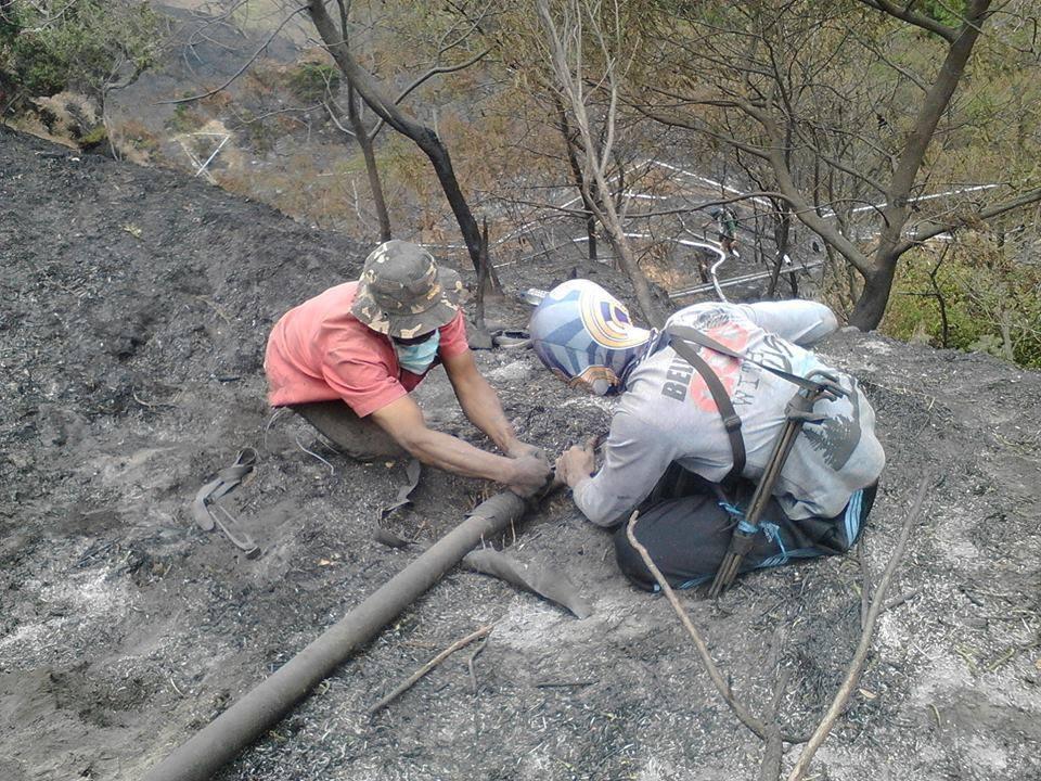 Inilah suara hati relawan Gunung Merbabu