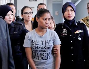 Walfrida, TKI yang terancam hukuman mati di Malaysia dibebaskan