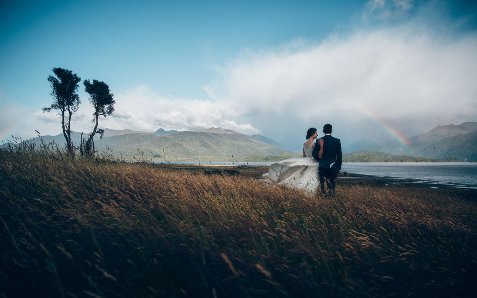 20 Lokasi foto pre wedding di dunia ini bikin kamu pengen cepet nikah!