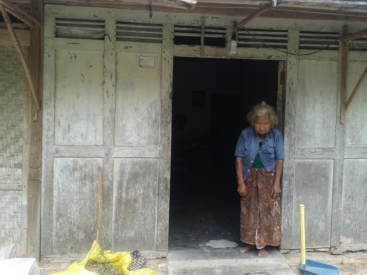 Hebatnya Suparni, nenek 114 tahun cuma kena sakit 3 kali seumur hidup