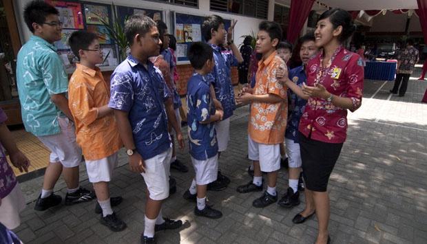 Warna warni seragam masa kini yang bikin pengen balik sekolah