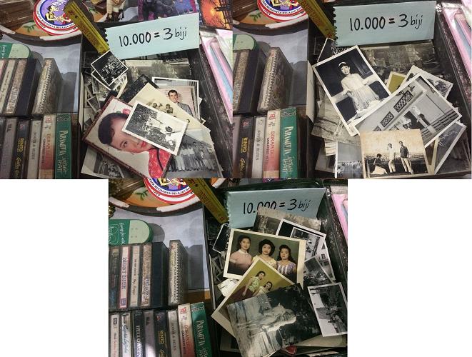 Foto lawas diburu untuk koleksi film