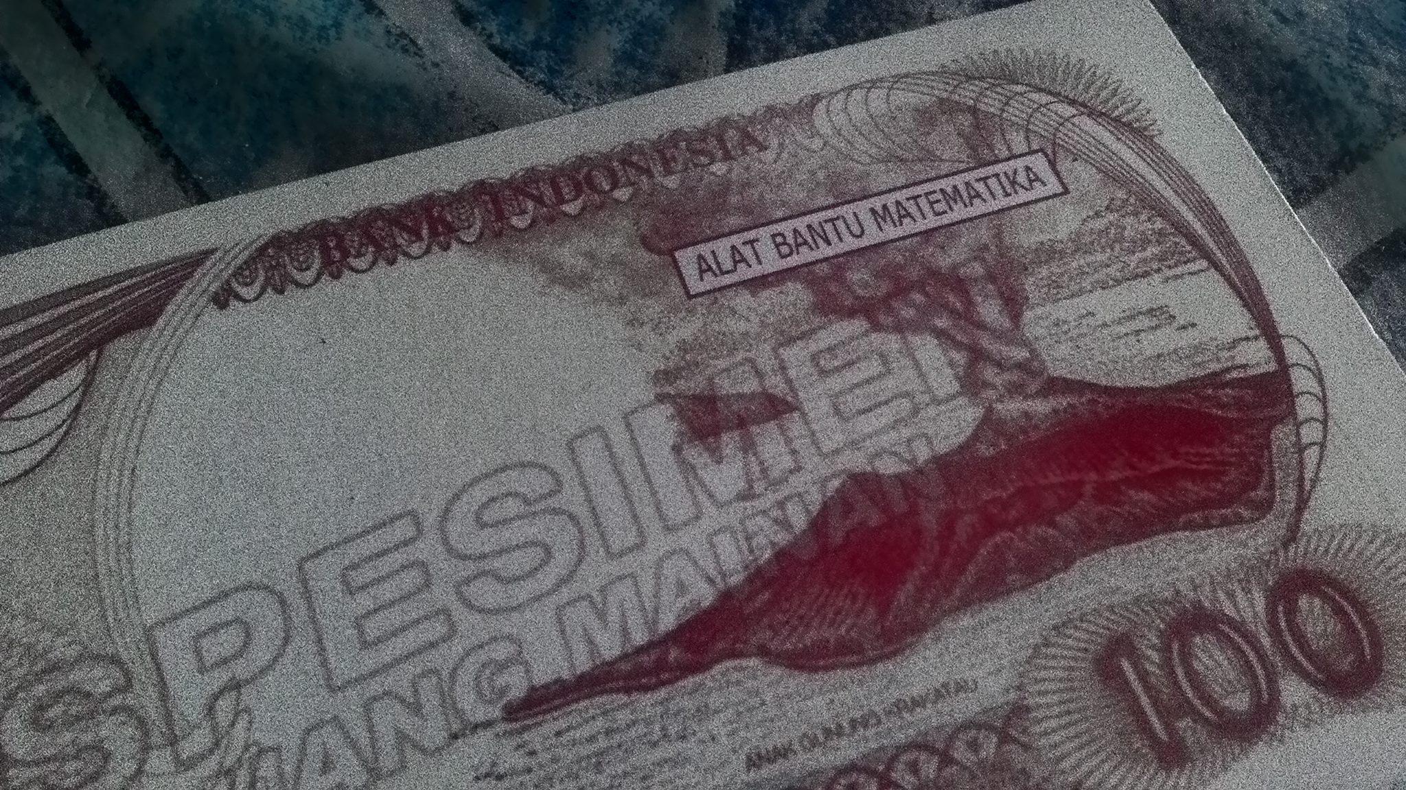 Di Sebatik, uang Rp 100 lawas malah baru dikenal, miris!