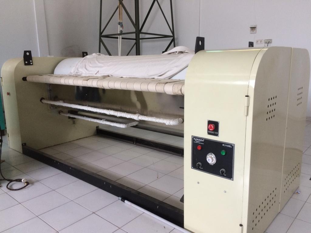 Ini Kanaba, mesin laundry dan pengering buatan asli Bantul, brilio!