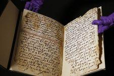 Halaman Alquran yang diduga tertua di dunia ditemukan!