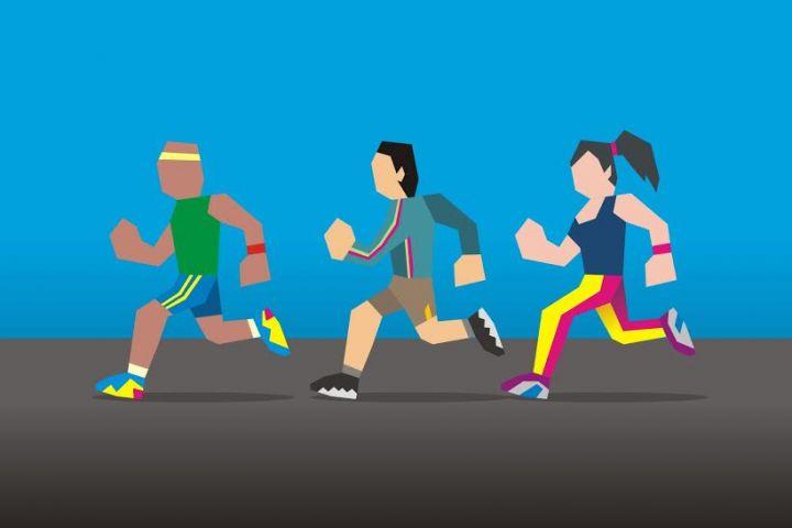 10 Hal ini biasanya ada di pikiran orang-orang saat berlari