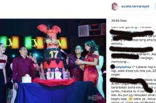 Eksistensi online shop di Instagram Aurel, wah memanfaatkan momen!